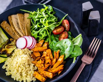 Gesund und Nachhaltig - Trends in der Restaurantküche