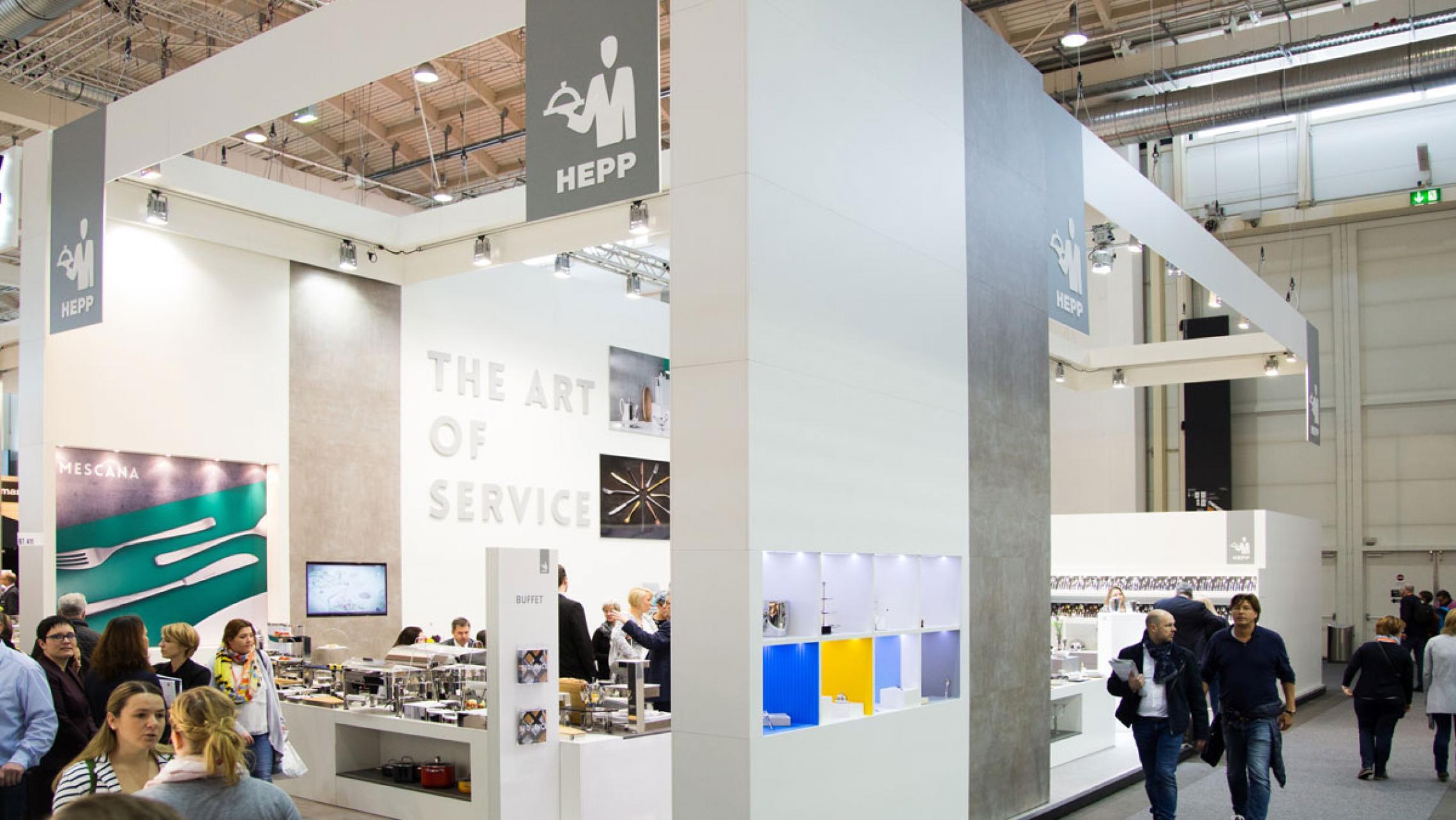 HEPP Messe Rückblick