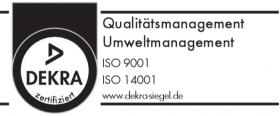 HEPP ist nach DIN ISO 9001-2008 zertifiziert